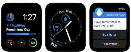 waterminder app