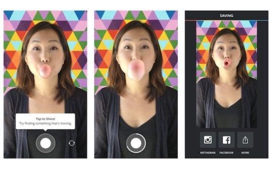 Instagram App - Boomerang