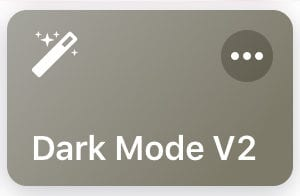Shortcuts - Dark Mode V2