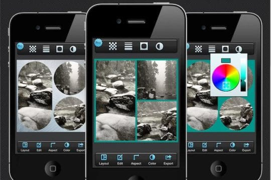Instagram Apps - PicStitch