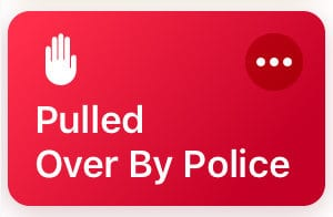 Shortcuts - Pulled Over By Police
