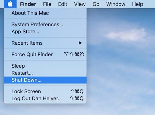 Fix a MacBook that keeps powering off or restarting randomly