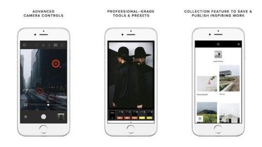 Instagram Apps - VSCO