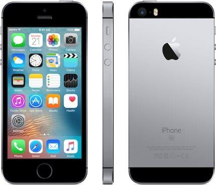 Light Phone iPhone SE