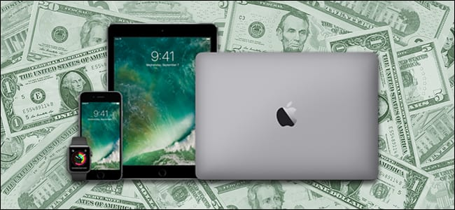 save money using Apple products