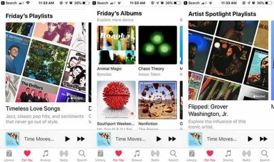 Apple Music Tips - For You