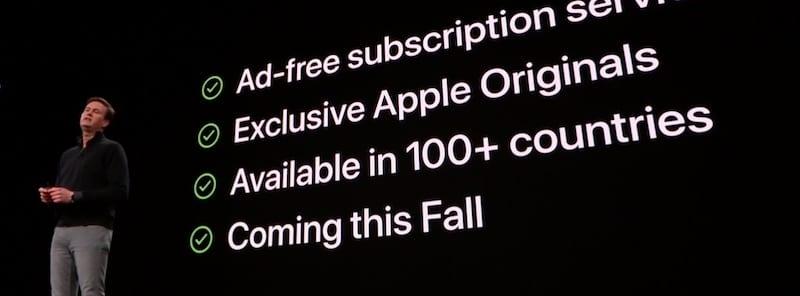 Apple TV Plus Service