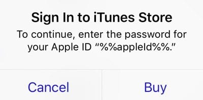 '%%AppleID%%' Error on App Store