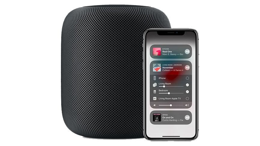 siri on homepod