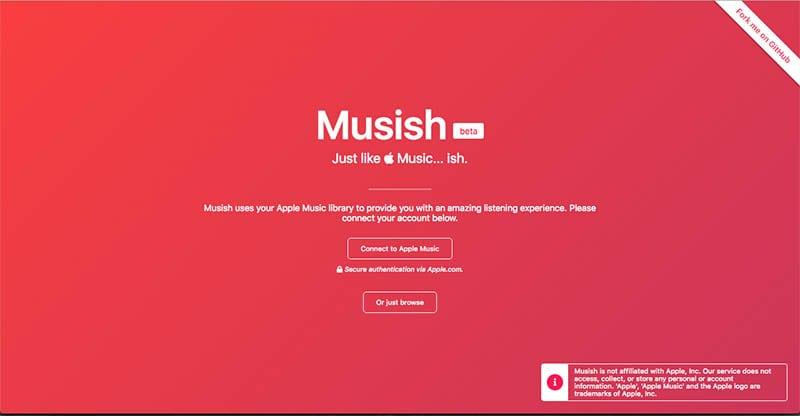 Musish Feature