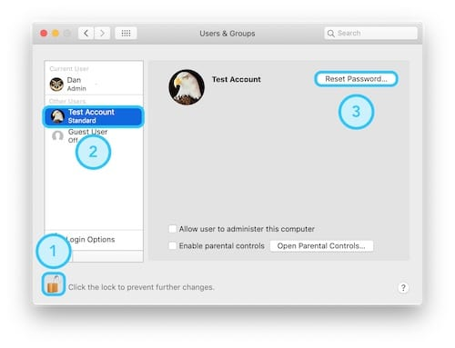 Mac user account disappeared? Here's how to get it back
