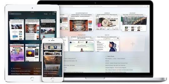 iPad Pro Wishlist - Safari