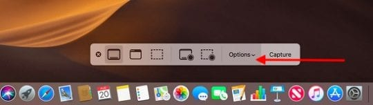 How to move screenshots directly to clipboard on mac