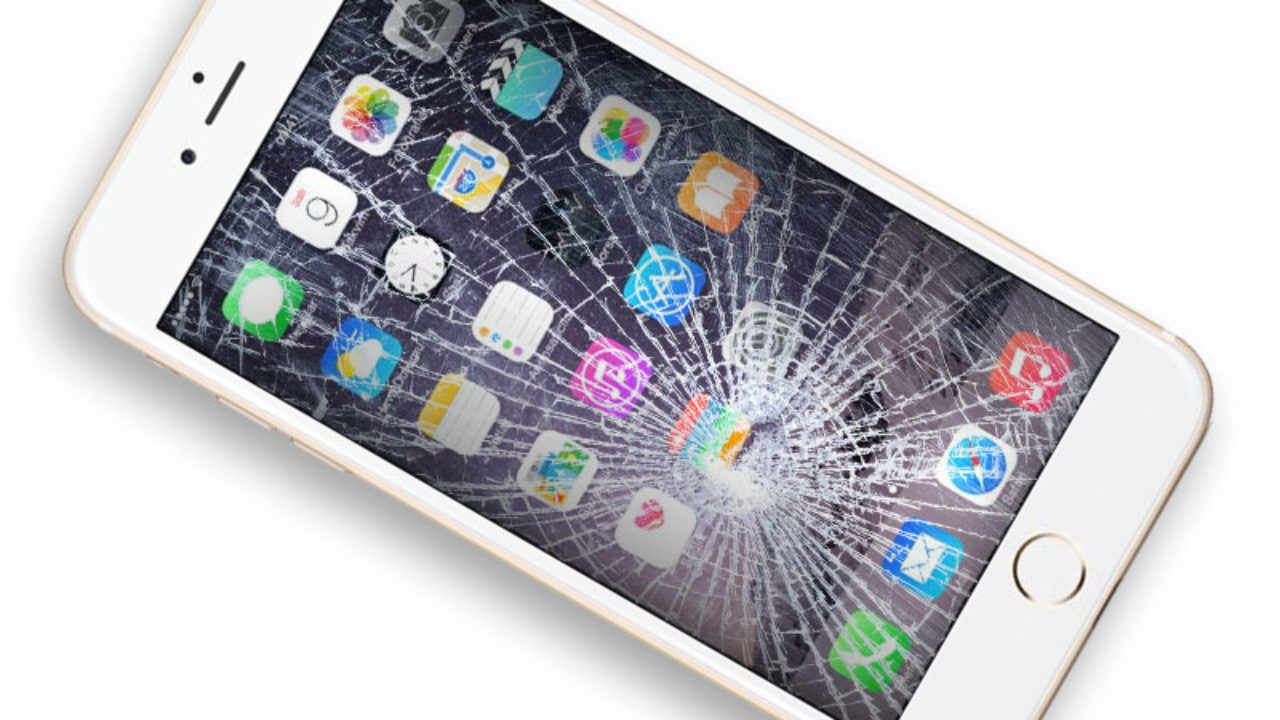 What to do with a broken iPhone screen? There are plenty of options