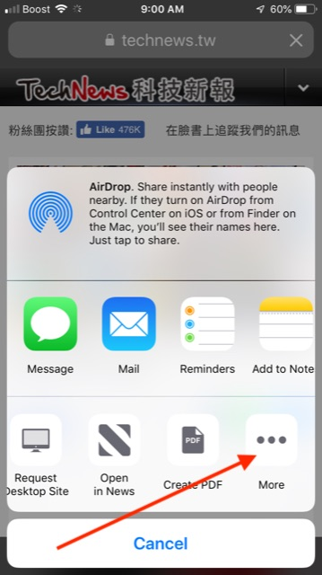 How To Translate Safari webpages on iPhone or iPad