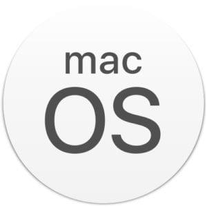 macOS icon.