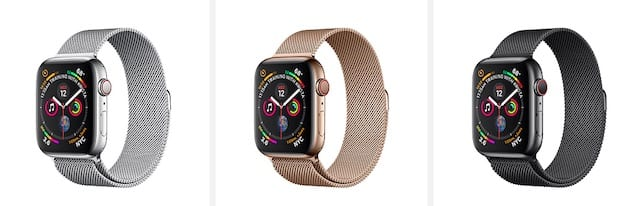 Stainless steel or anodized Aluminum Apple Watch? Which is