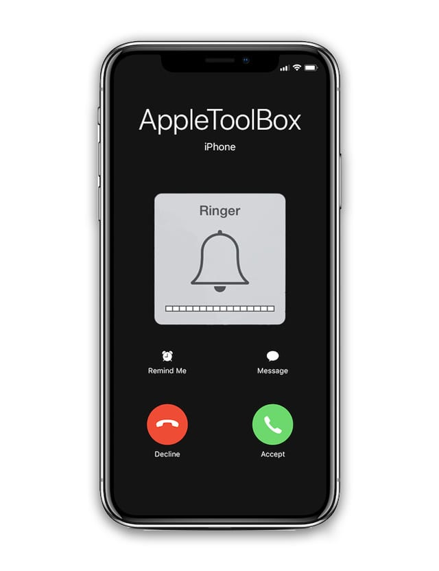 sale retailer 8058f 524d5 iPhone XR/XS/X ringer or alarm volume too low? Check this one ...