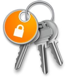 Keychain Access logo