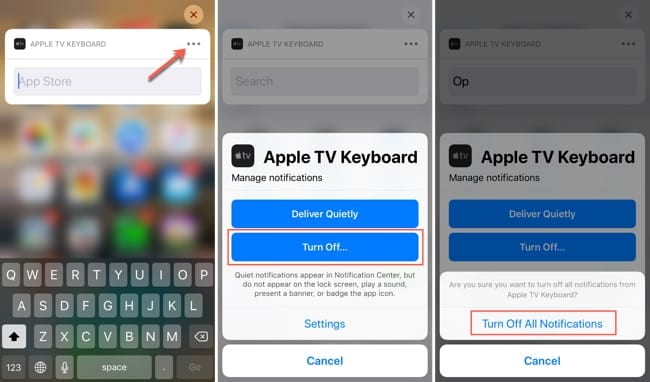 How to enable and disable your iPhone as your Apple TV keyboard