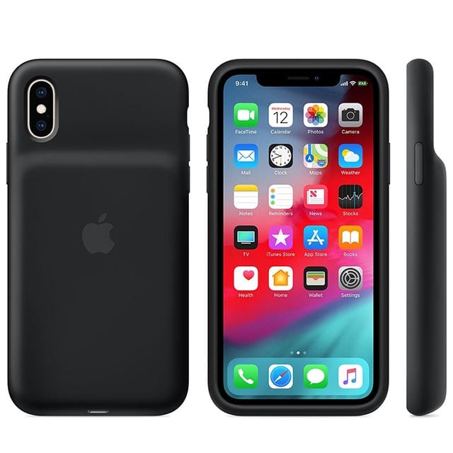 iPhone XS Smart Battery Cases