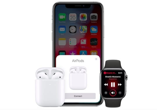 Airpods in iOS 13