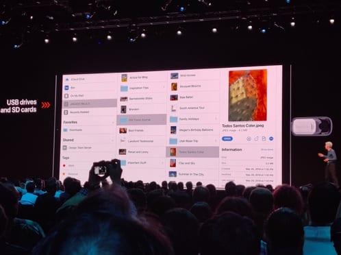 iPadOS Features