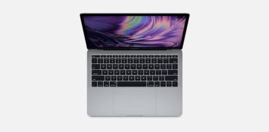 MacBook Pro Non-Touch Bar