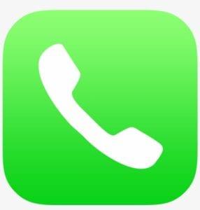 Phone app logo