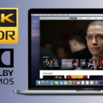 Which Macs will work with 4K HDR and Dolby Atmos in the Apple TV app?