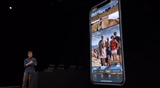 iOS 13 - Photos