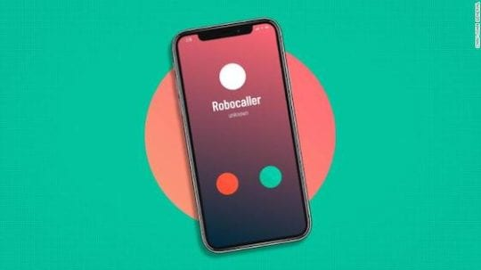 iOS 13 - Robocalls