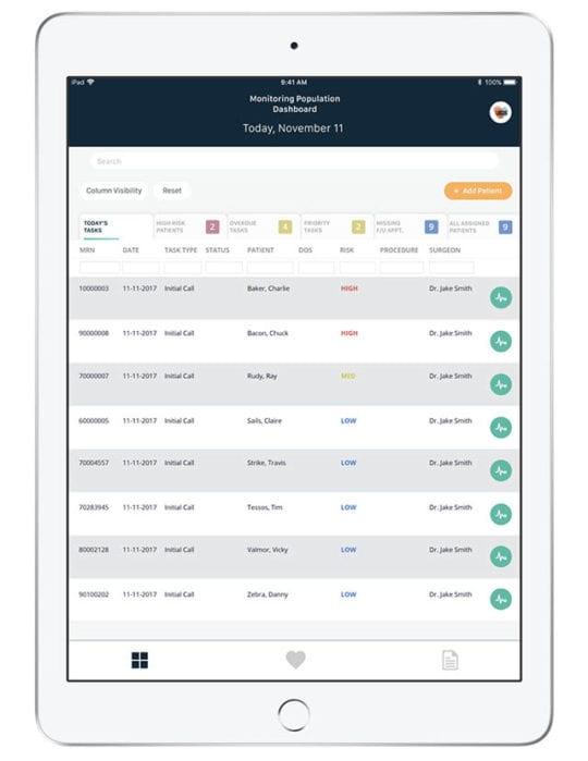 Locus Health App