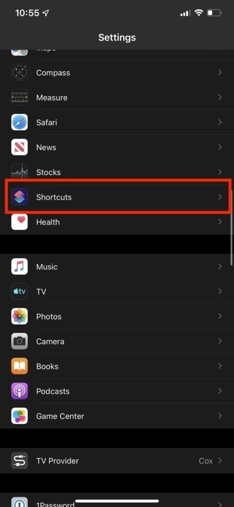how to add shortcuts to home screen widgets