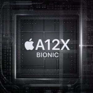 A12X Bionic processing chip