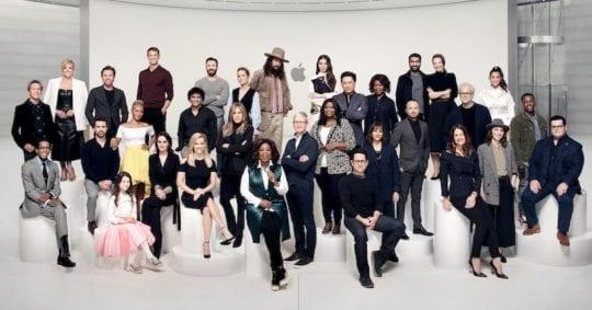 Apple TV+ Stars