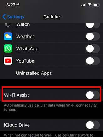 Wi-Fi Drops off after iOS 13 update fix