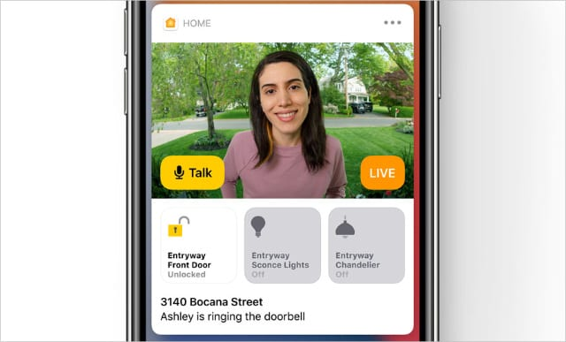 Face Recognition in Apple Home app