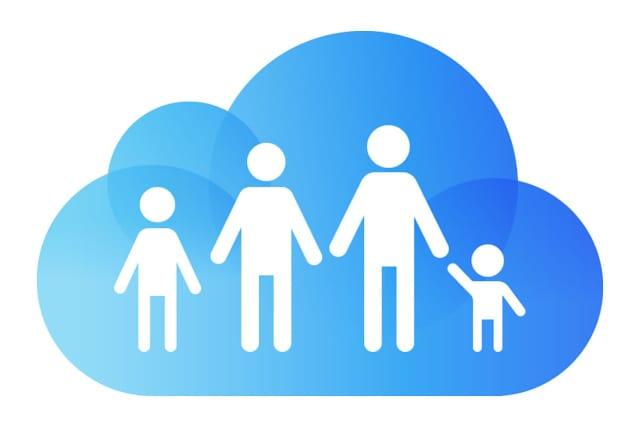 Family Sharing logo