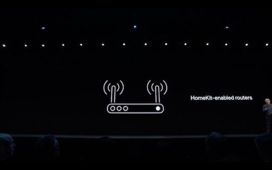 HomeKit Updates - Routers