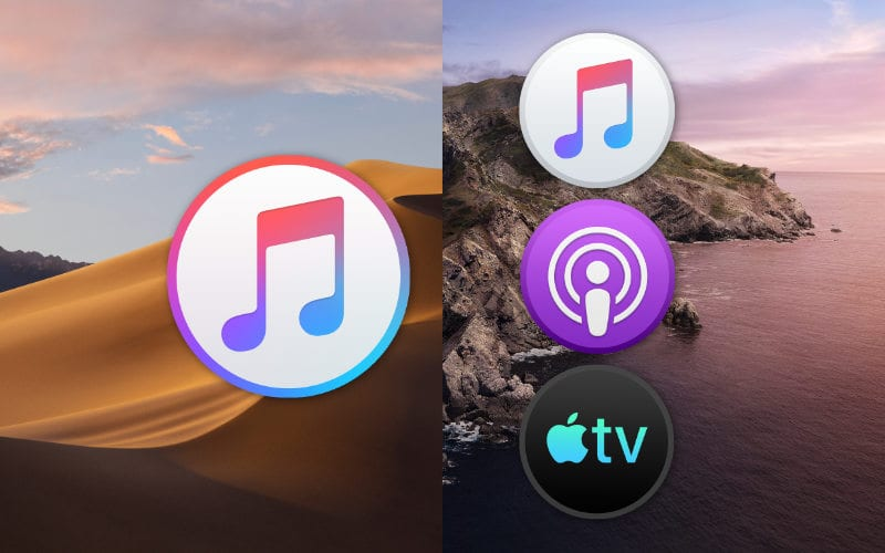 How to back up your iTunes library before upgrading to macOS Catalina