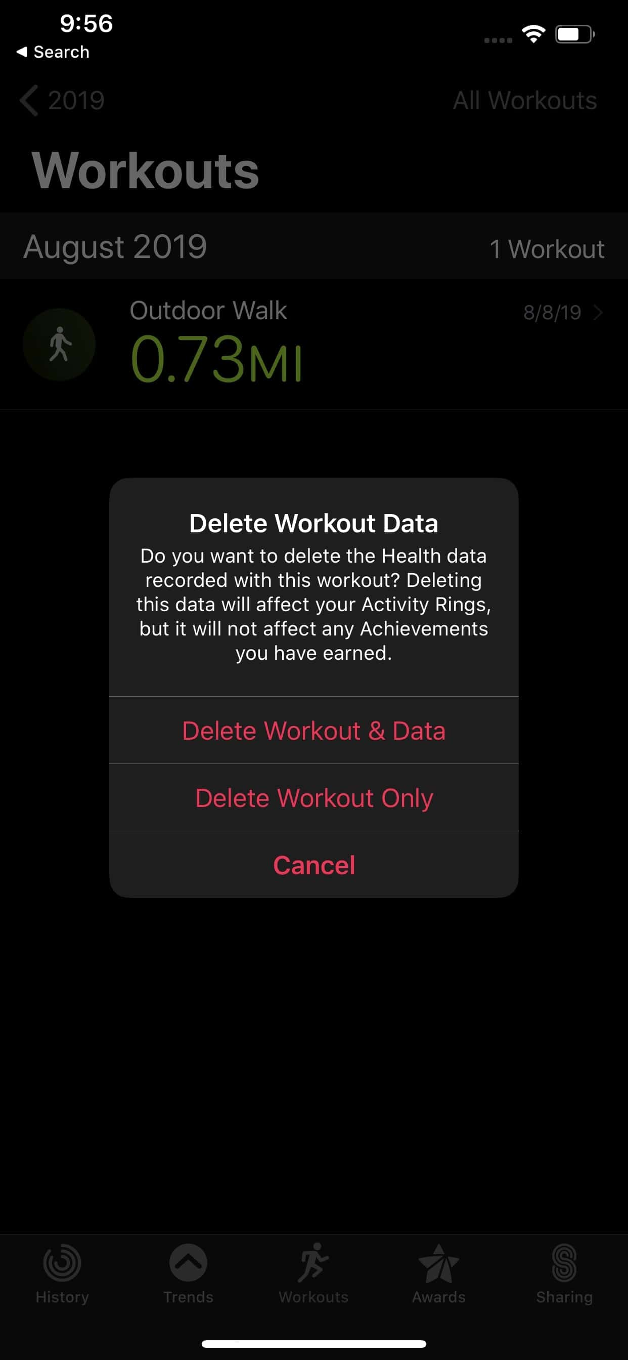 How To Remove Workouts You Don T Use On Your Apple Watch Appletoolbox