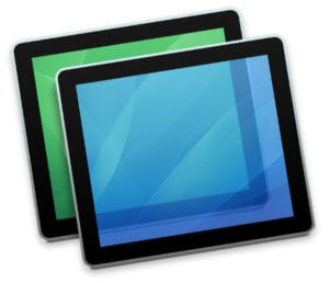 Screen Sharing app icon from macOS