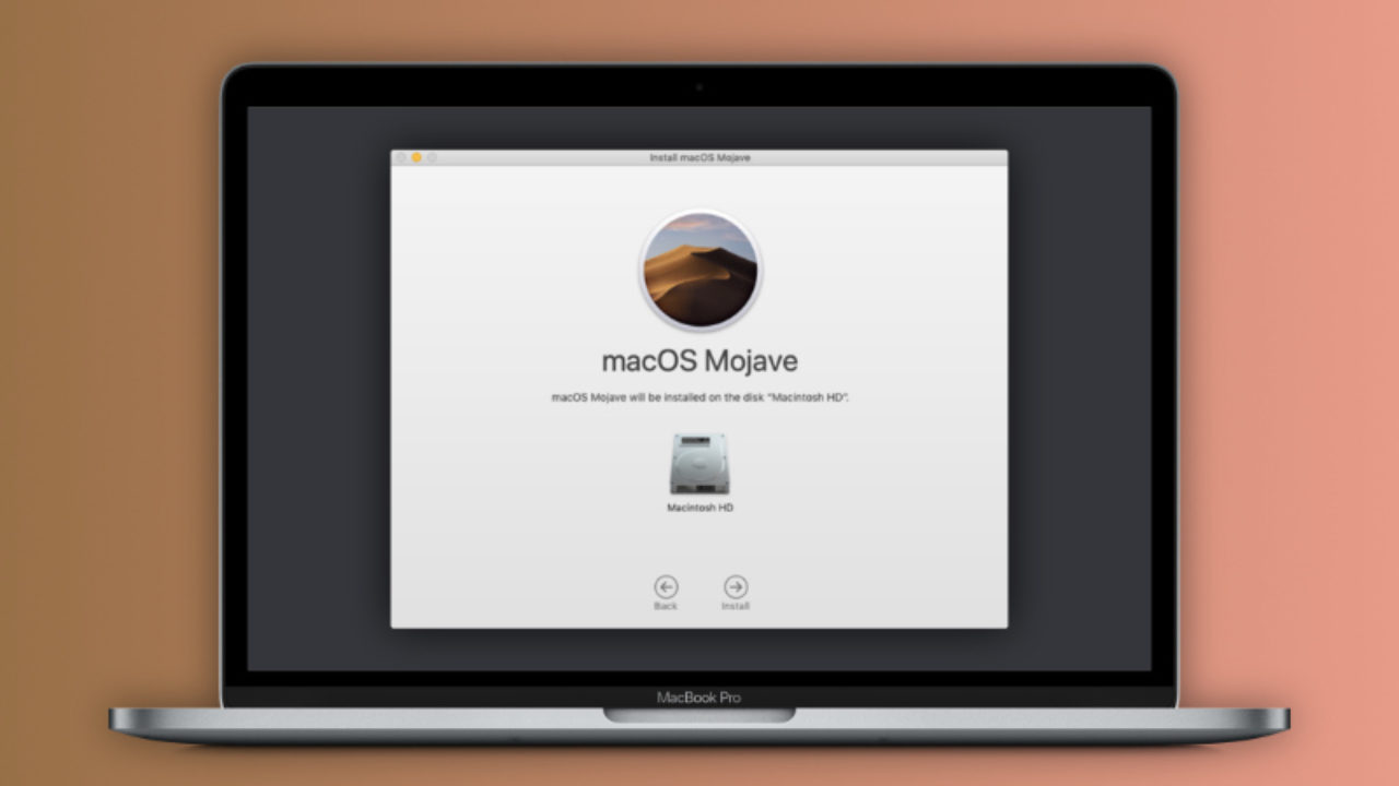 Updating Old Macbook Pro