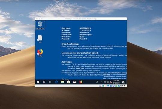 VM - Windows