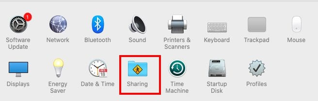 Home Sharing feature on macOS Catalina