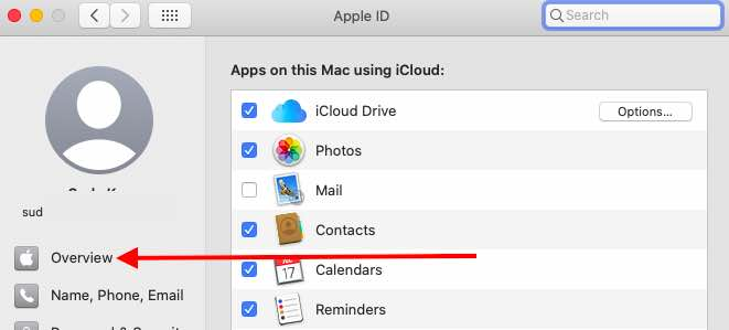 How to sign in and sign out of iCloud on macOS Catalina