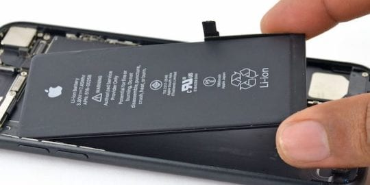 iPhone 11 - Battery