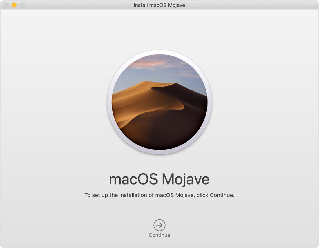macOS Recovery 2