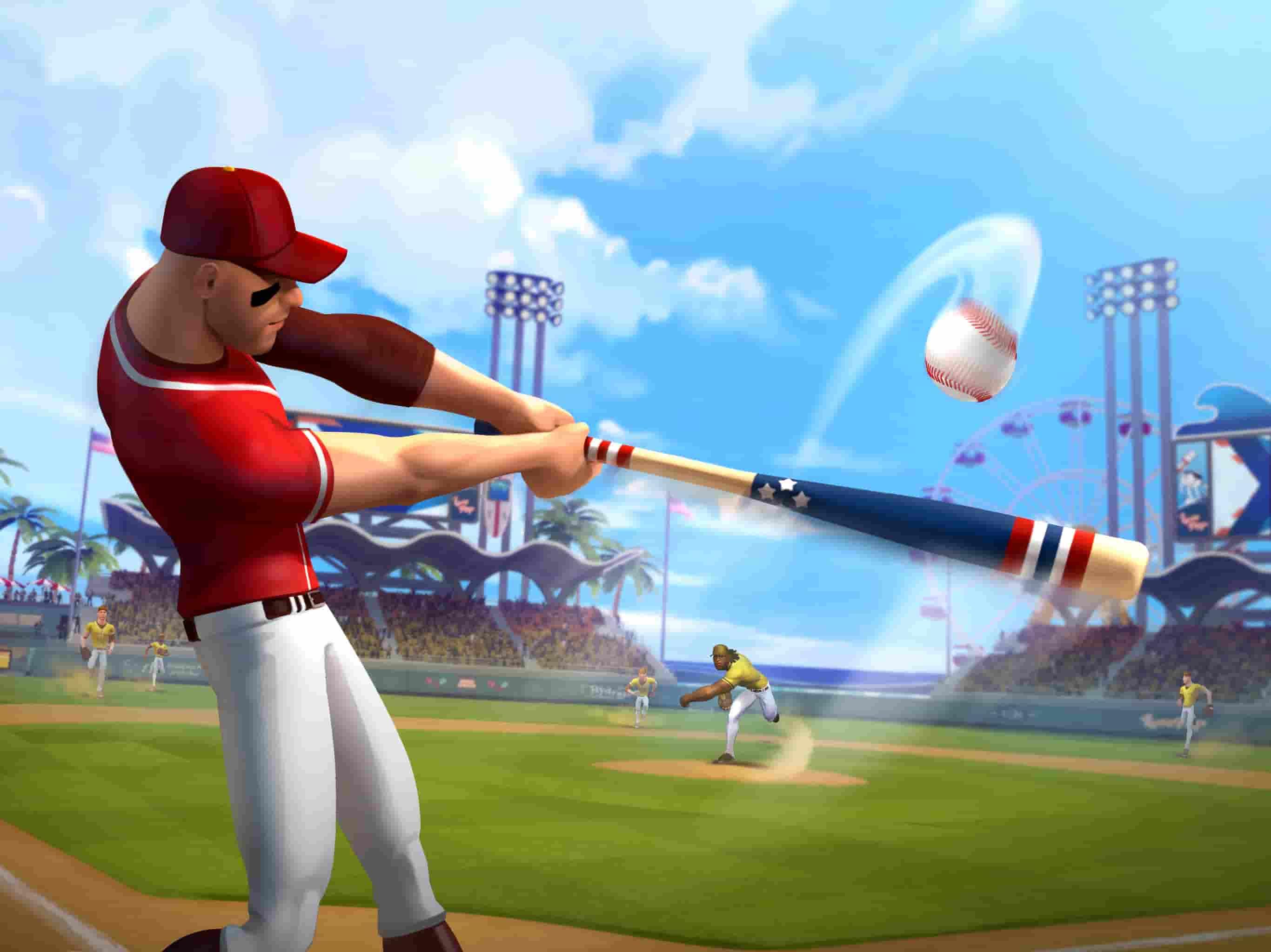 Apple Arcade Ballistic Baseball
